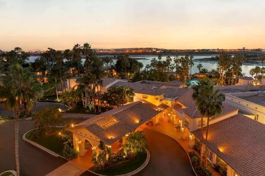 Hilton San Diego Resort And Spa