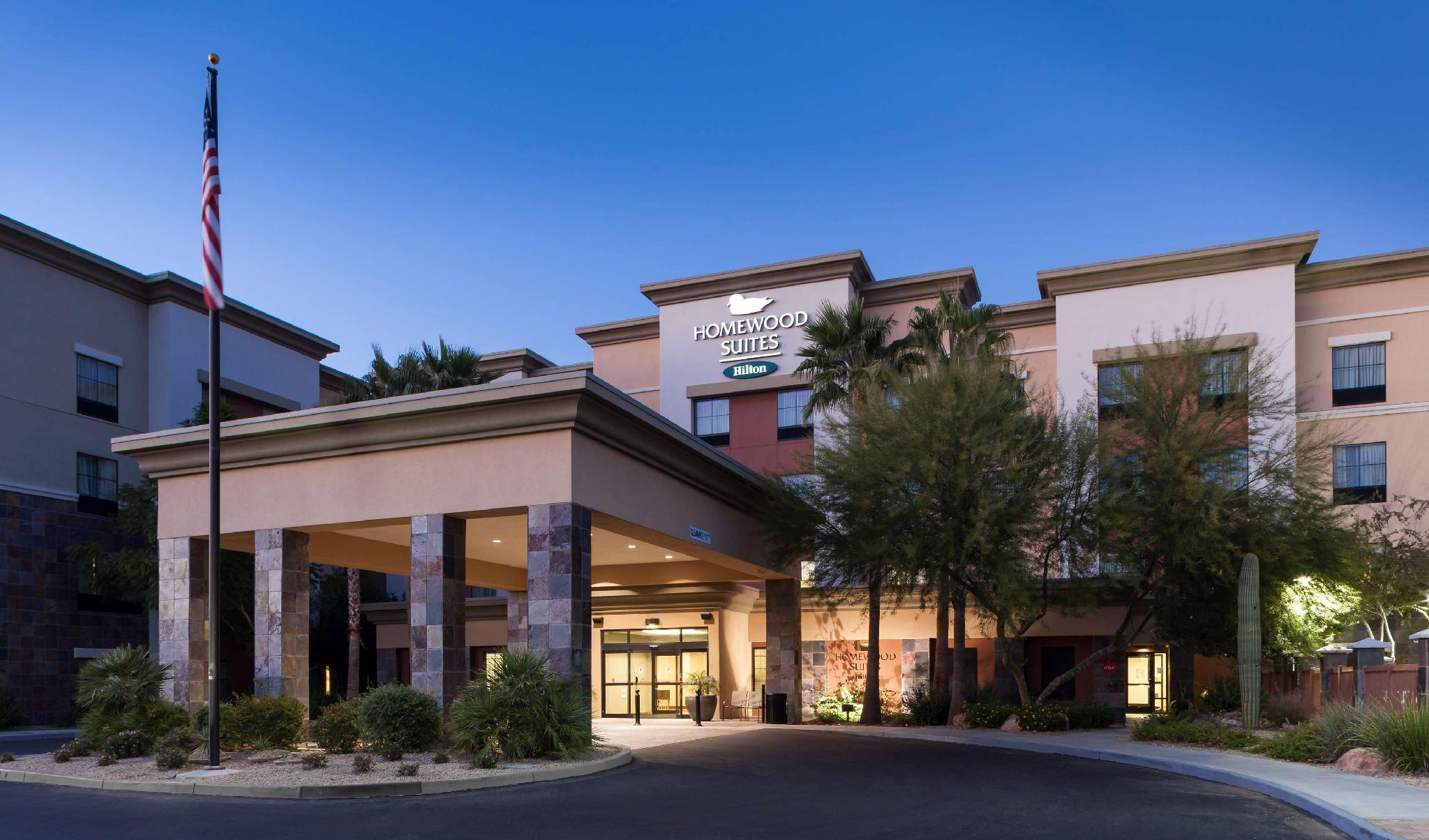 Homewood Suites By Hilton Phoenix North I 17