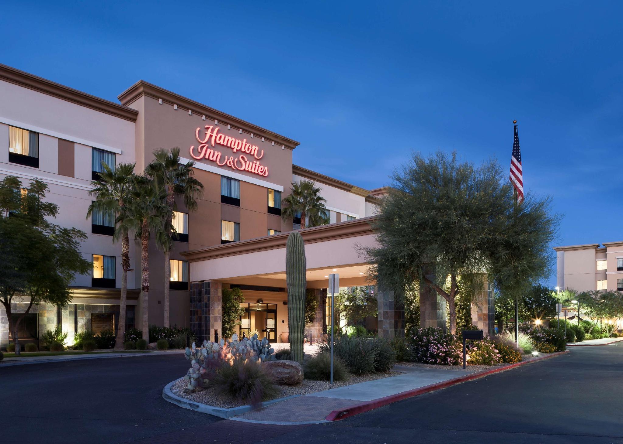 Hampton Inn And Suites Phoenix I 17 Happy Valley