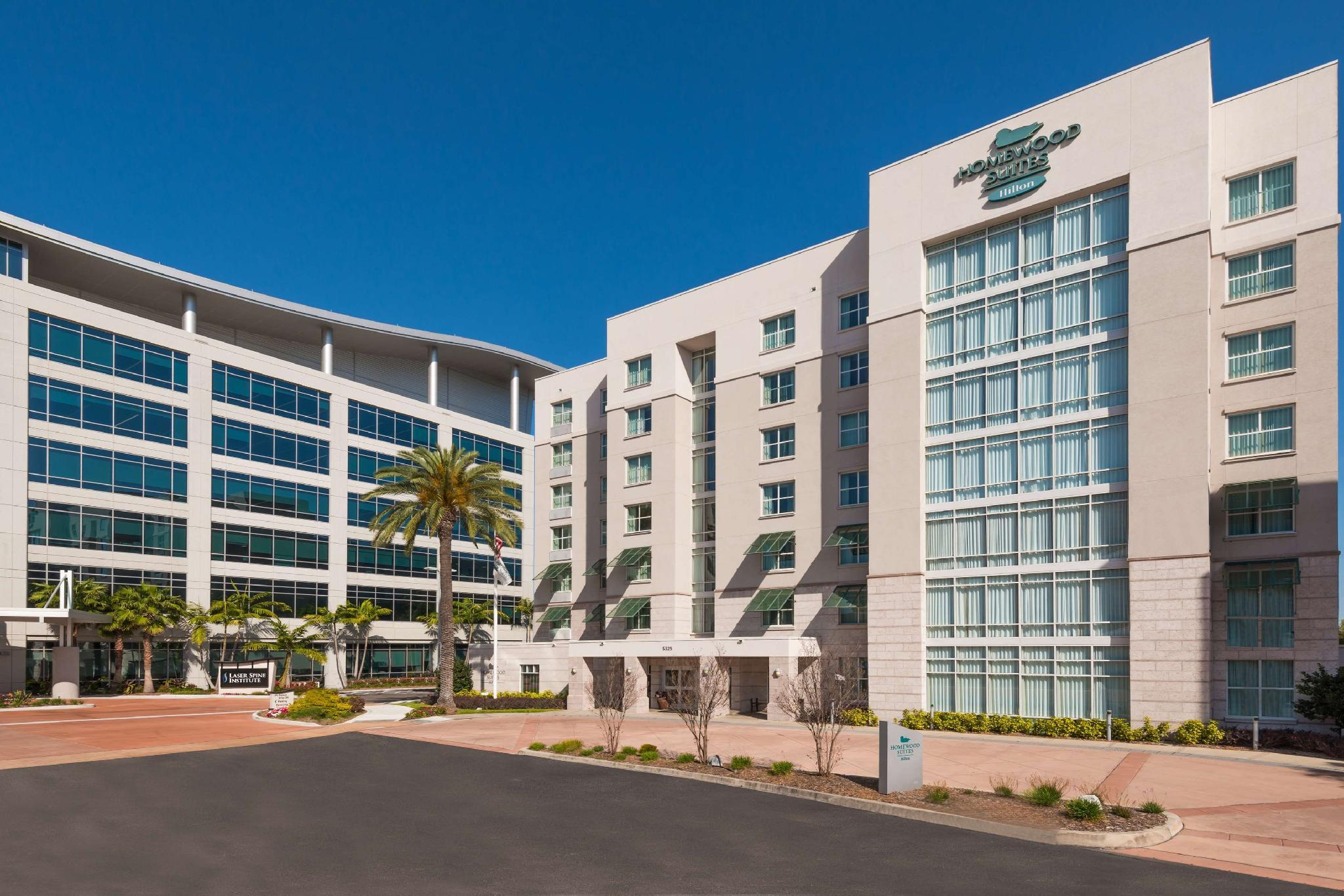 Homewood Suites By Hilton Tampa Airport Westshore Hotel