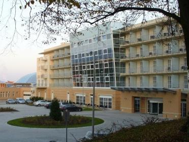 Gotthard Therme Hotel And Conference