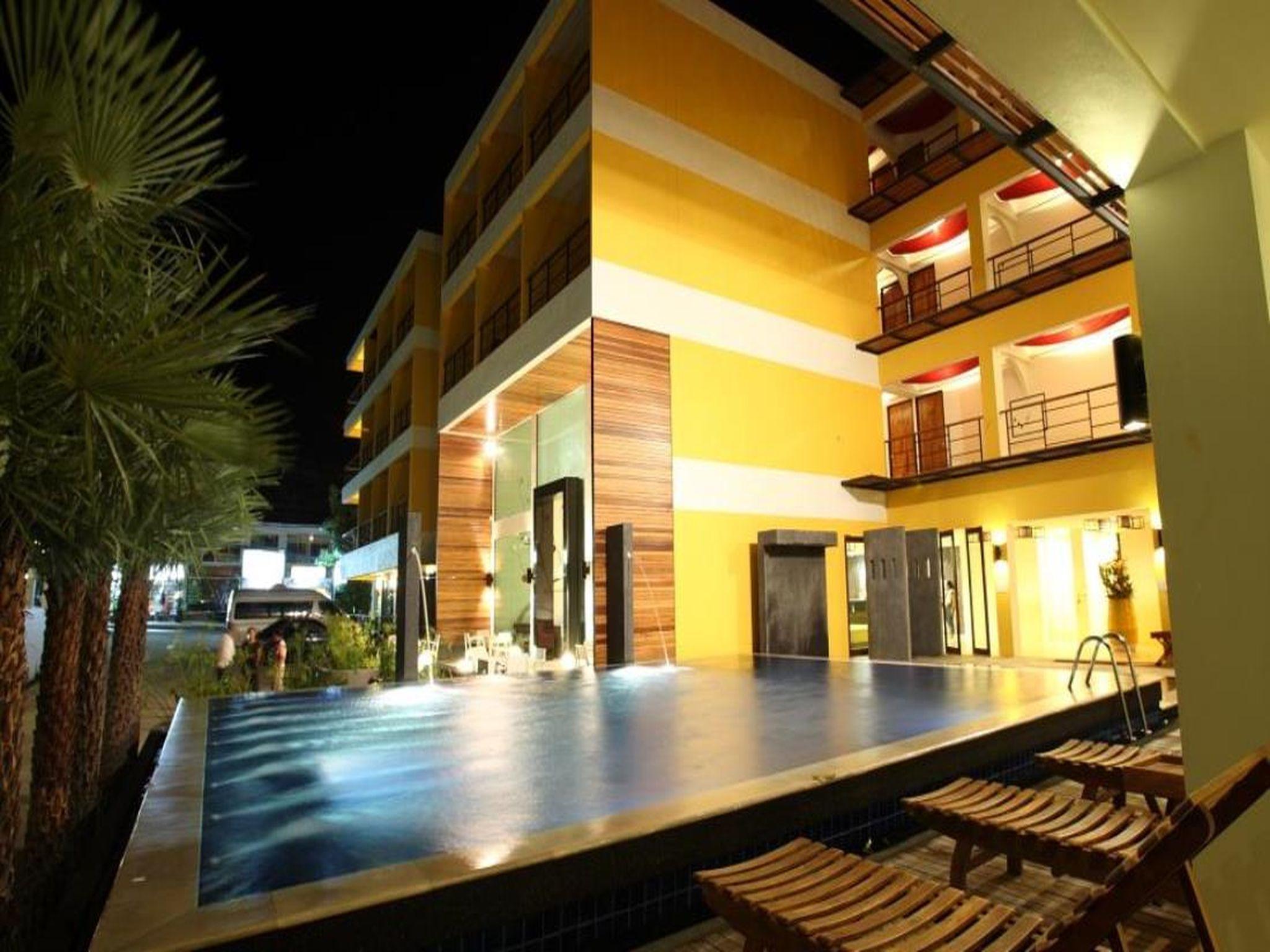 Keeree Ele Hotel โรงแรมคีรีเอเล