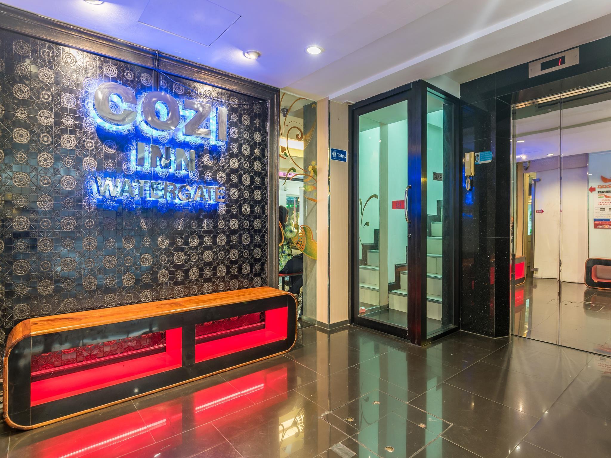 Cozi Inn Hotel โรงแรมโคซี่ อินน์