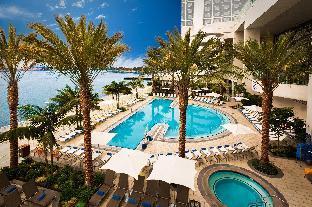 希爾頓聖叠戈海灘旅館
