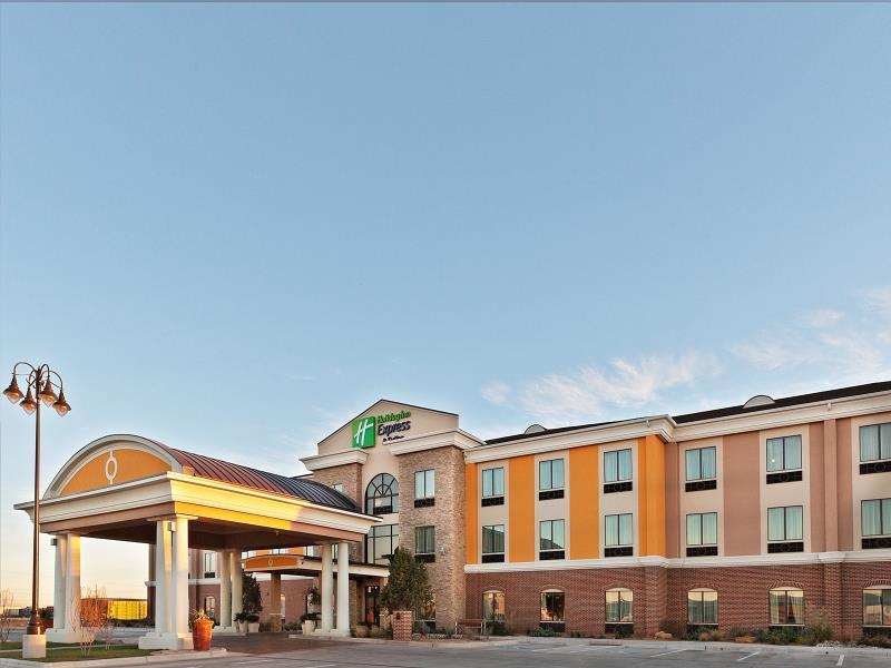 Holiday Inn Express Hotel And Suites Wolfforth
