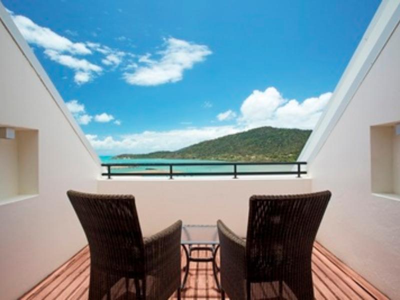 At Blue Horizon Resort Apartments