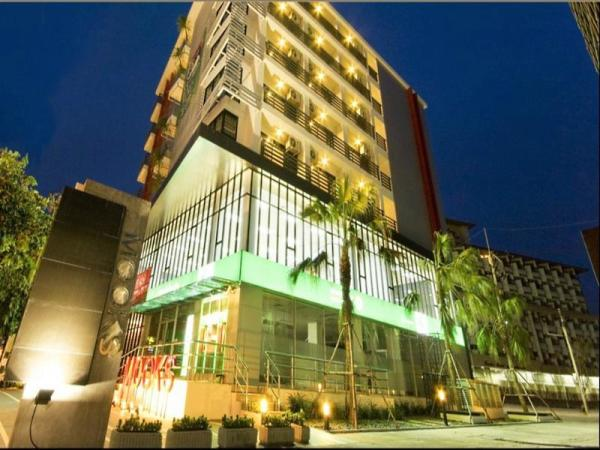Mooks Residence Pattaya