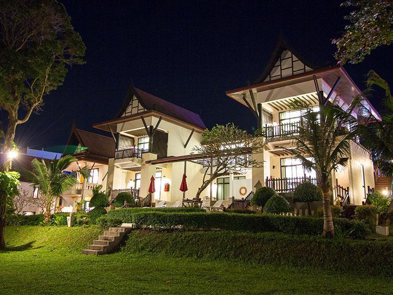 Koh Chang Grand View Resort เกาะช้าง แกรนด์ วิว รีสอร์ท