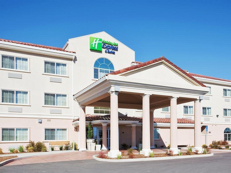 Holiday Inn Express Hotel And Suites Oroville Southwest