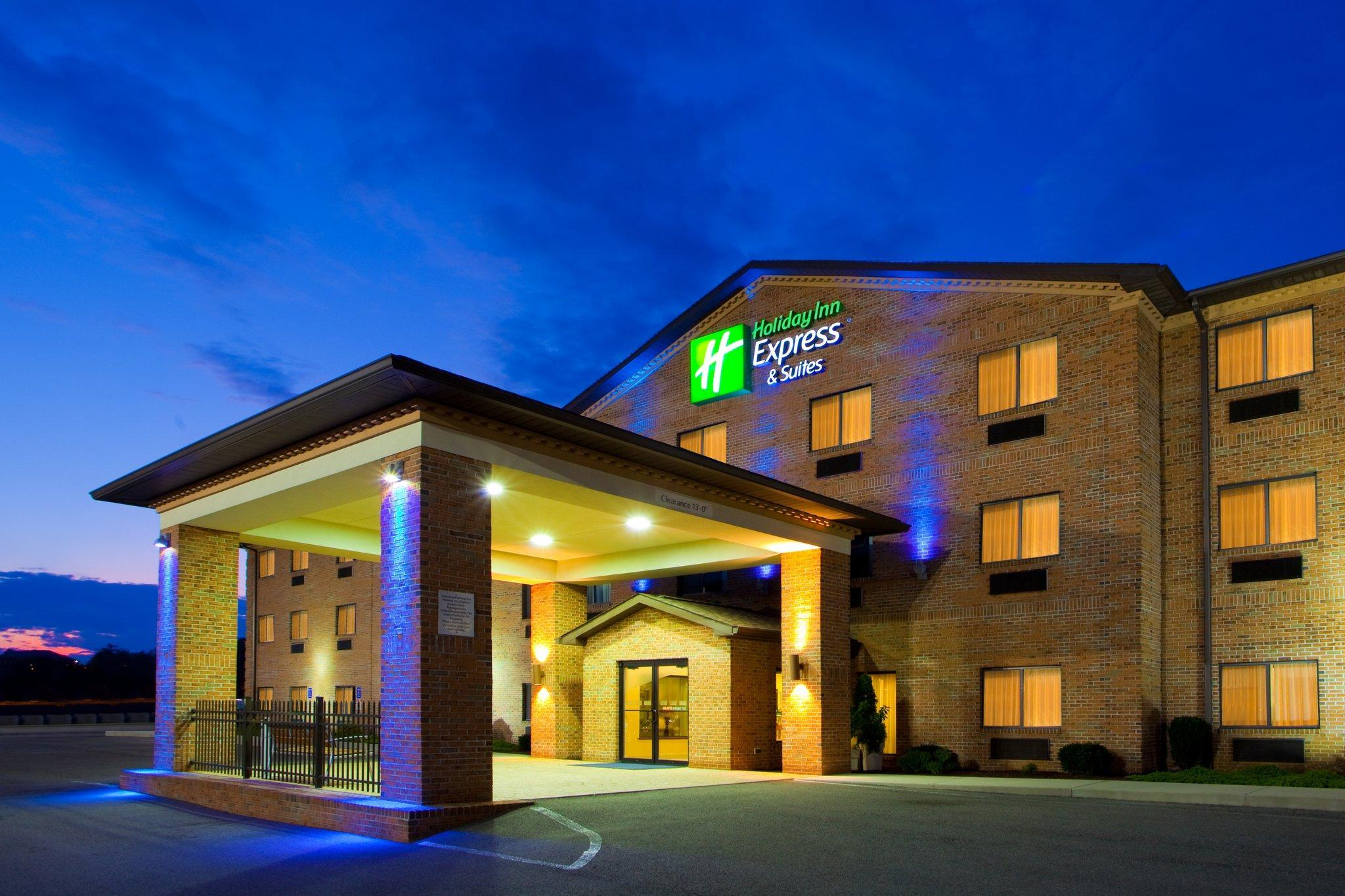 Holiday Inn Express Hotel And Suites Elkins