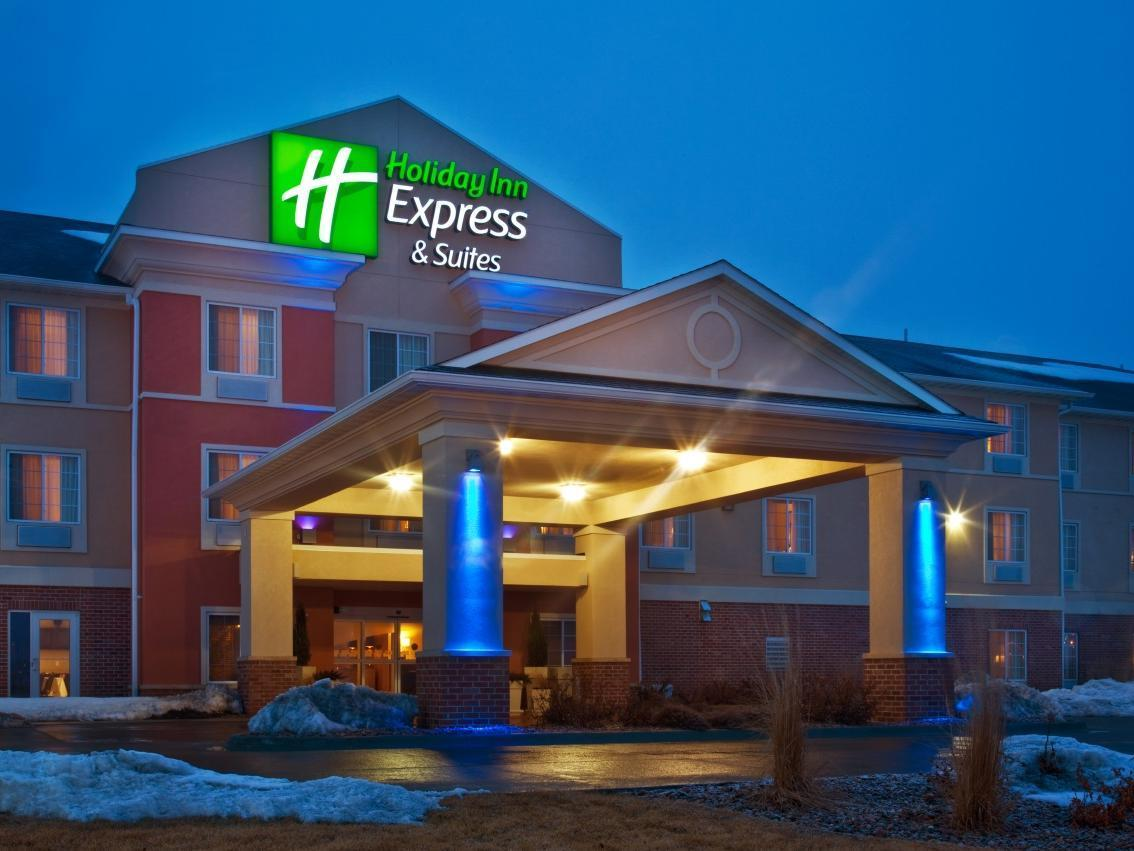Holiday Inn Express Hotel And Suites Council Bluffs   Convention Center Area