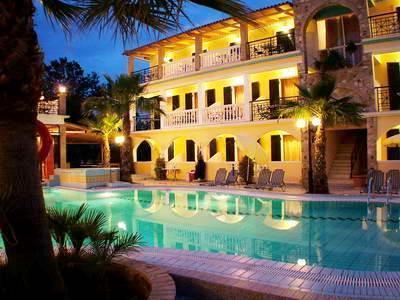 Zante Plaza Hotel And Apartments