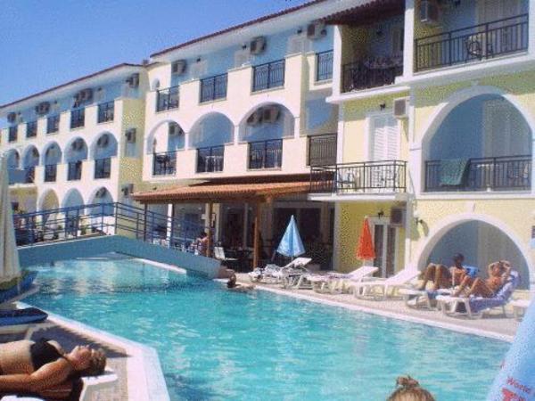 Vossos Hotel Apartments Zakynthos Island