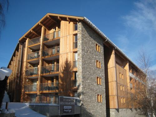Lagrange Vacances Les 3 Glaciers