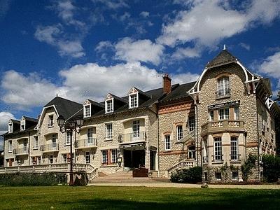 Hotel Restaurant Le Parc Sologne   Logis