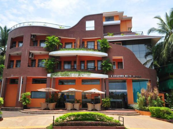 Le Seasons Beach Resort Goa