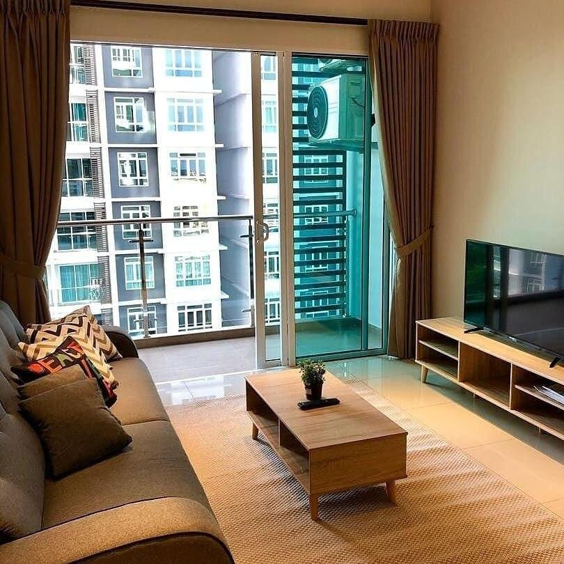Parkland Residence. Nice view and Corner unit