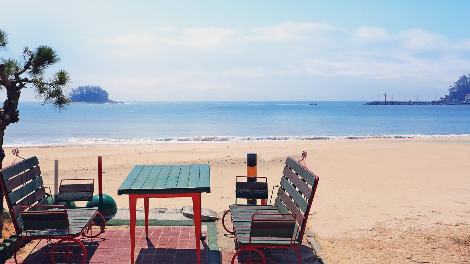 Taean The sea side Pension