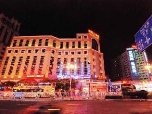 Green Tree Inn Guilin Train Station Business Hotel