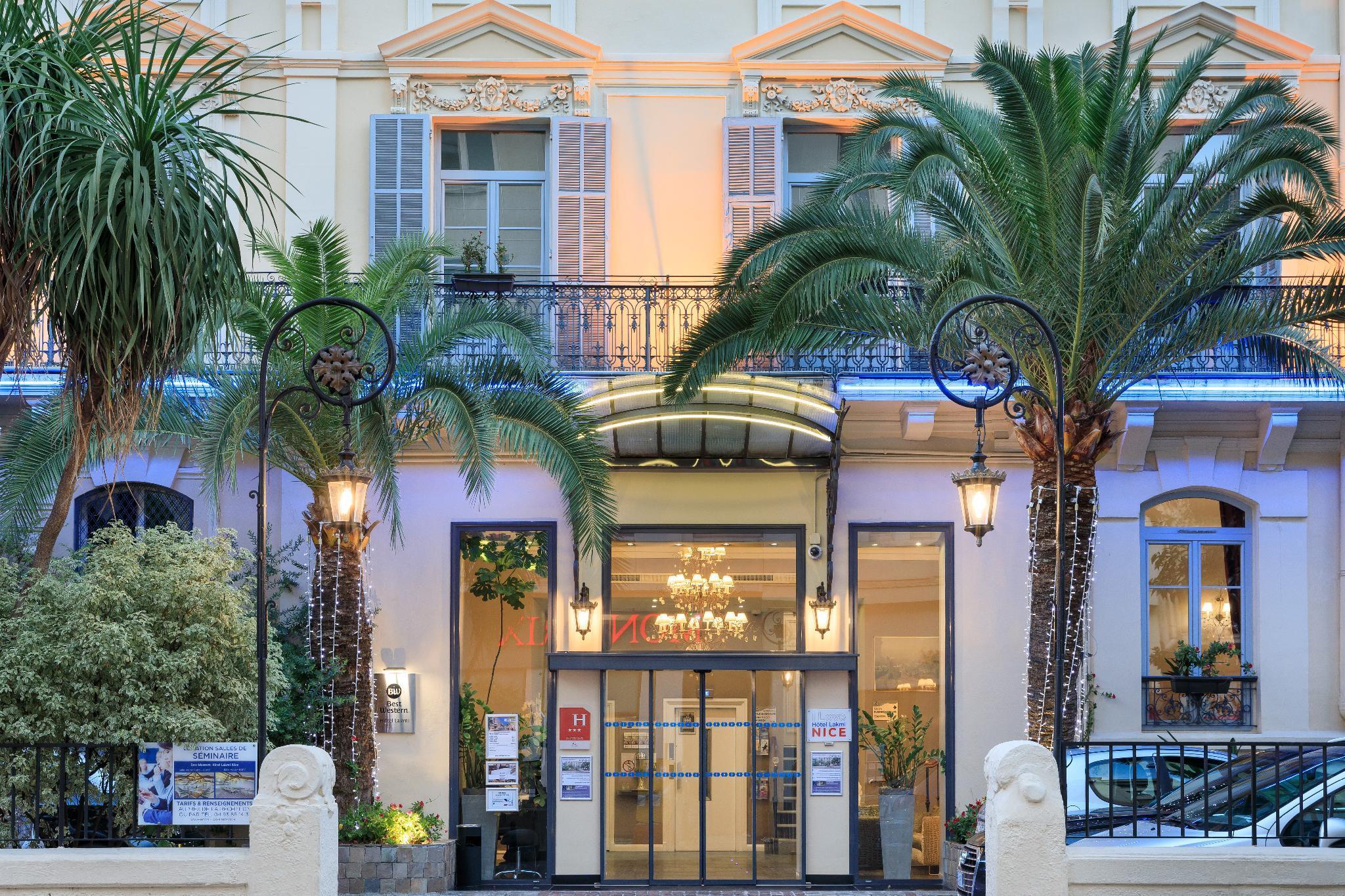 Best Western Hotel Lakmi Nice
