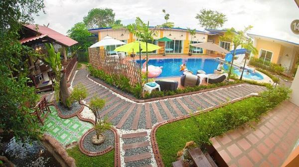Nai C Resort. Surat Thani