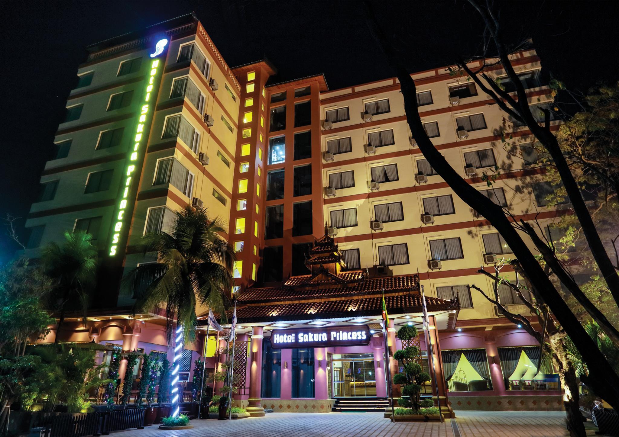 Sakura Princess Hotel