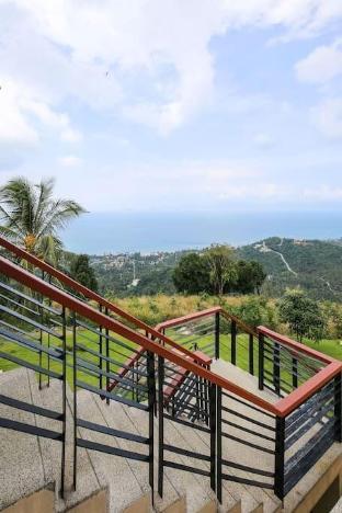 [バンポル]ヴィラ(100m2)| 1ベッドルーム/1バスルーム Twelve Bedroom Luxury Twin Sea View Villas AH4/23