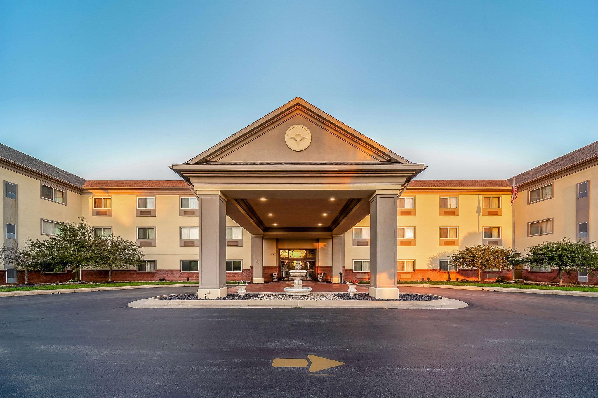 Quality Inn And Suites Hannibal