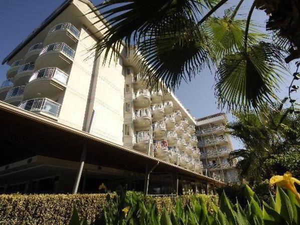 Smartline White City Beach Hotel - All inclusive Alanya