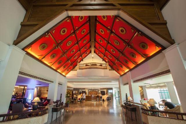เชียงใหม่ แกรนด์วิว โฮเต็ล แอนด์ คอนเว็นชั่น เซ็นเตอร์ – Chiangmai Grandview Hotel & Convention Center