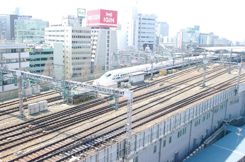 Step Inn Shin-osaka Higashiguchi