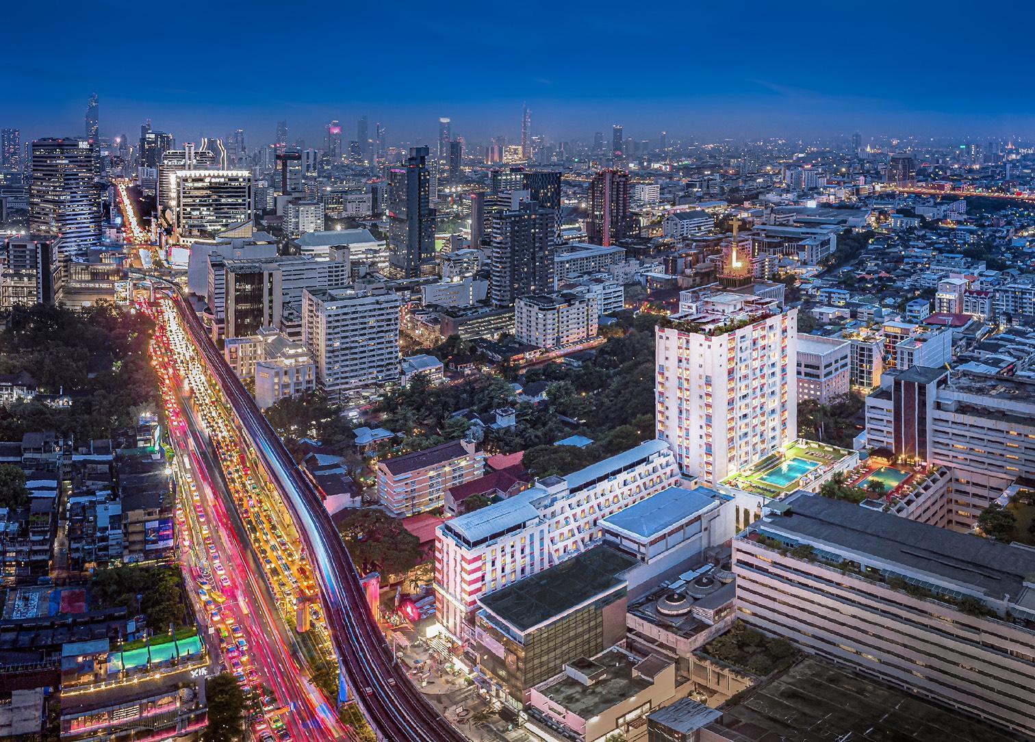 Evergreen Place Siam by UHG เอเวอร์กรีน เพลส สยาม บาย ยูเอชจี