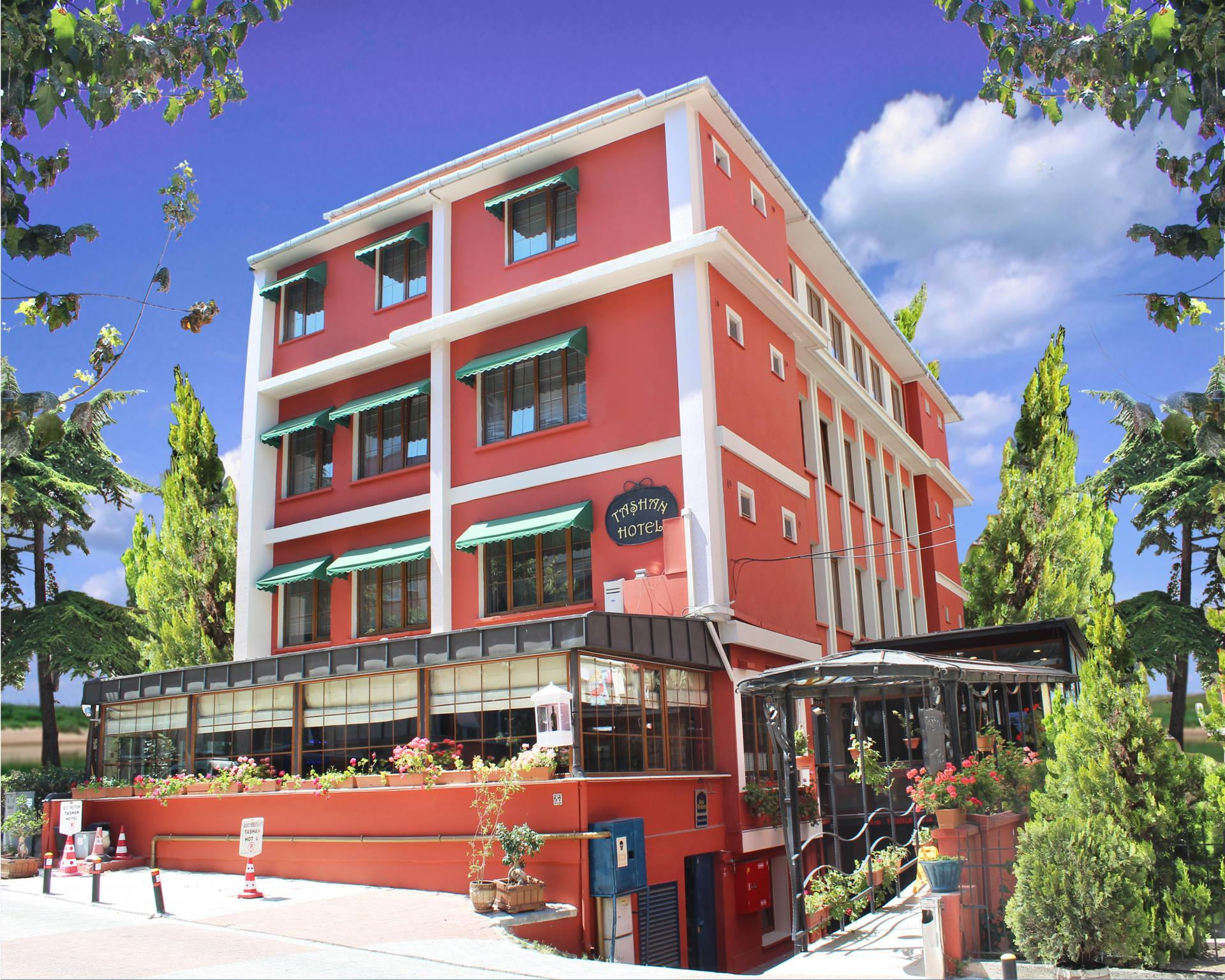 Bakirkoy Tashan Business And Airport Hotel