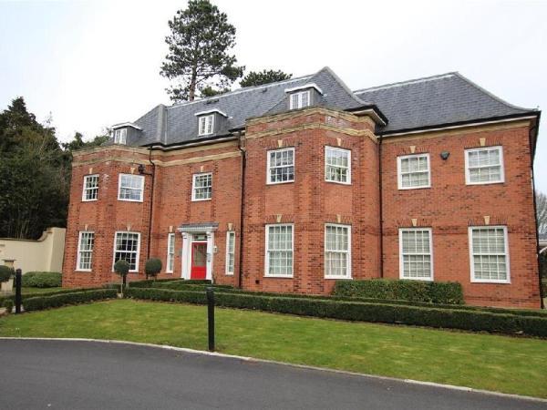 Leamington Spa Serviced Apartments - Ince House Warwick