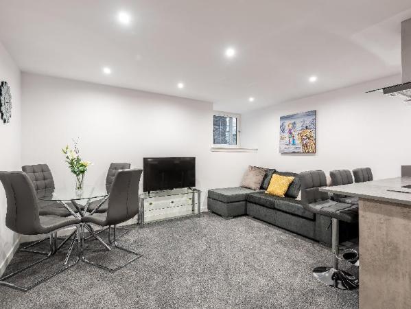 Casa Fresa - Castle Heights Apartment Dundee
