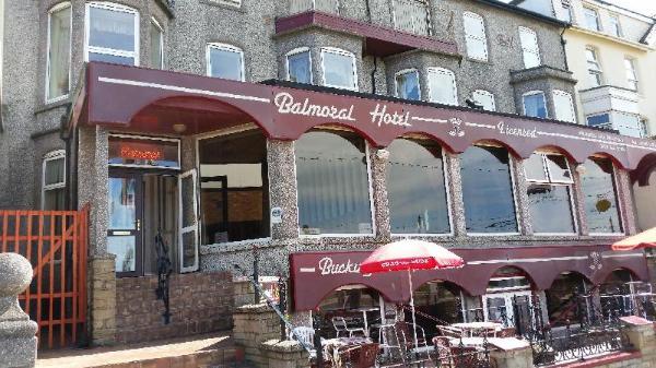 Balmoral hotel Blackpool