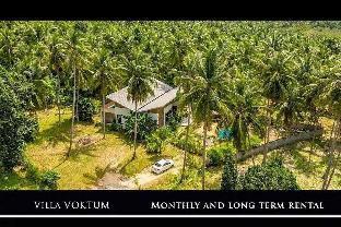 [ウォックトゥム]ヴィラ(3200m2)| 3ベッドルーム/2バスルーム Voktum Villa