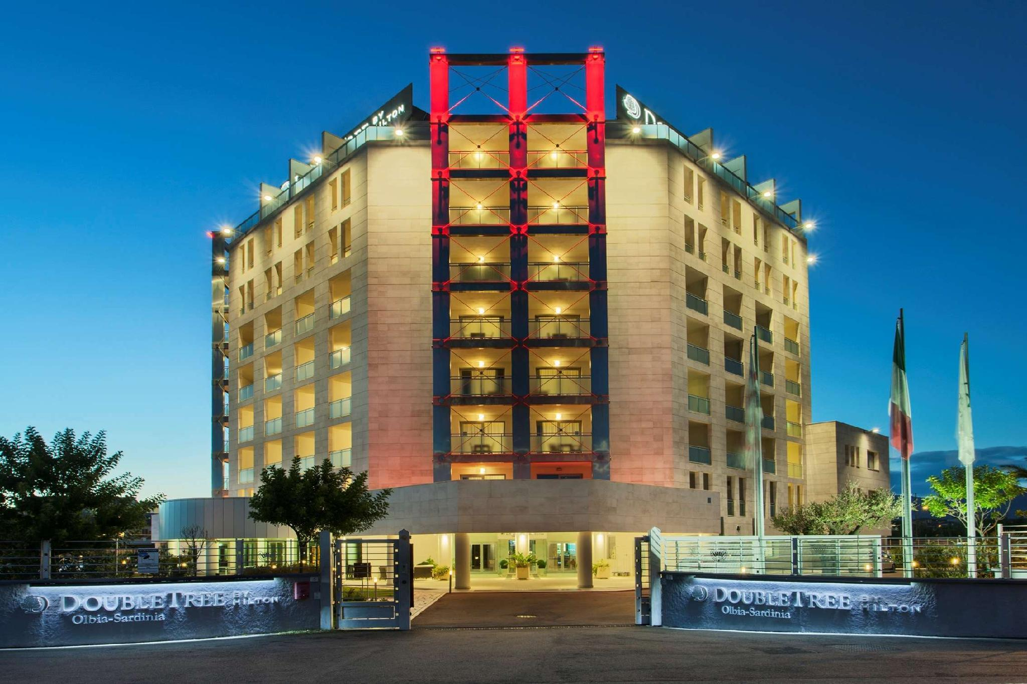 Doubletree By Hilton Olbia   Sardinia Hotel