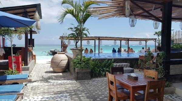 Superior Double Room 2 @ Linda Beach Resort Bali