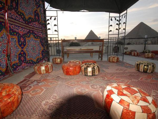 Pyramids View Inn Bed & Breakfast Giza