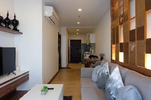 [チャンカラン]アパートメント(49m2)| 1ベッドルーム/1バスルーム A1206 Apartment Suite in Town for family