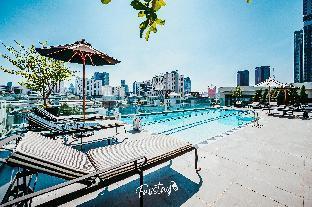 ヴィンス バンコク プラトゥナム ホテル アンド レジデンス Vince Bangkok Pratunam Hotel and Residence