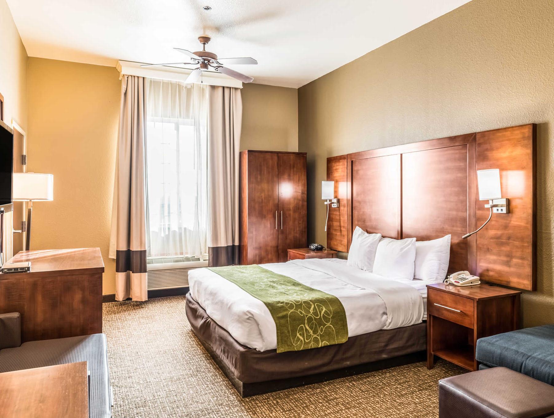 Comfort Suites Hotel Amarillo