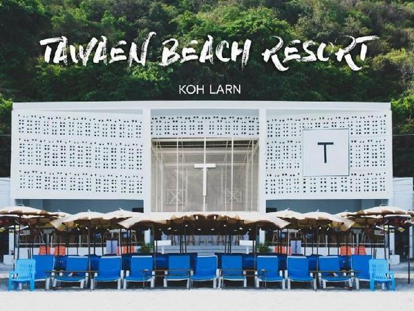 Tawaen Beach Resort Pattaya