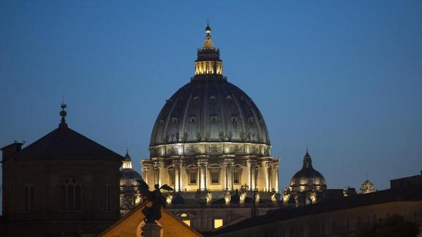 Beside the Vatican Rome
