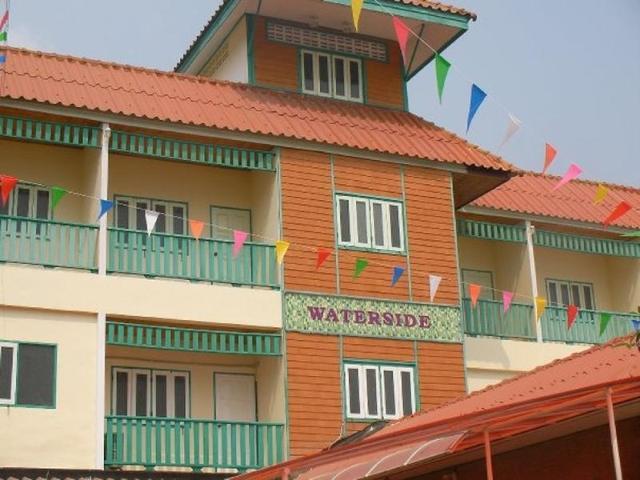 วอเตอร์ไซด์ บูทิก โฮเต็ล – Waterside Boutique Hotel