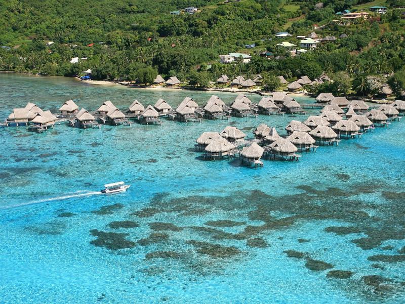 Moorea Island Sofitel Moorea Ia Ora Beach Resort In French