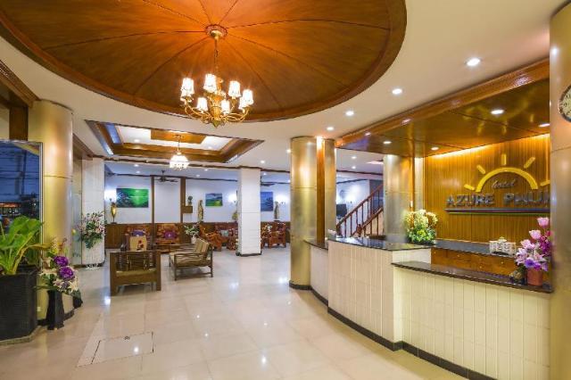 โรงแรมอะซูเร ภูเก็ต – Azure Phuket Hotel