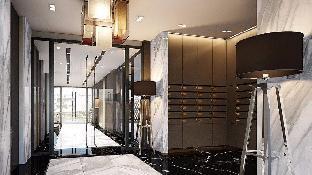 [シーロム]アパートメント(43m2)| 2ベッドルーム/1バスルーム luxury 2 bed condo 300 m from Samyan MRT