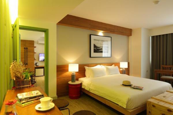 Nandha Hotel Bangkok
